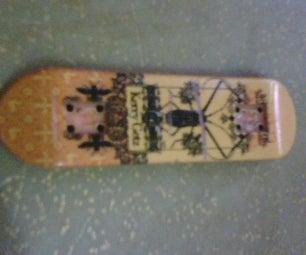 Custom Tech Deck Board
