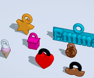 How to Make 3D Charms