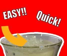 Easy Lemonade Slushie!!