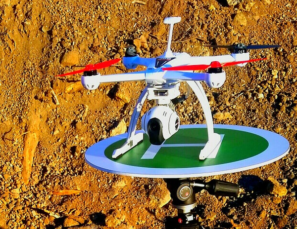 Drone/ Helicopter Landing Pad (Tripod Mount)