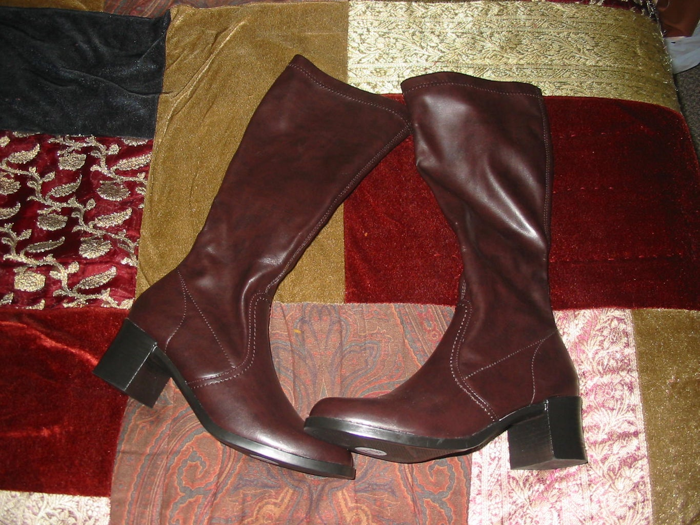 Boots and Gauntlets