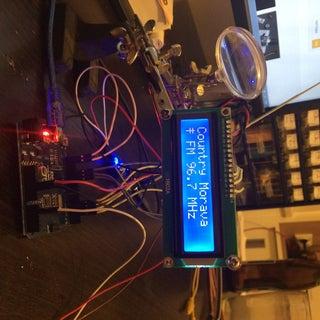 How to Make FM Receiver Using Arduino
