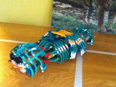 Knex Motorized Caterpillar