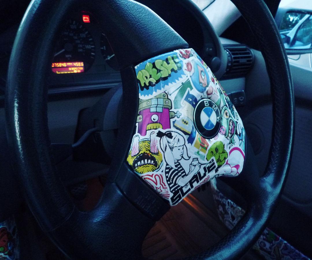 Car Stickerbomb *BMW Edition*