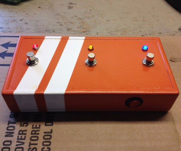 Guitar Amp Footswitch
