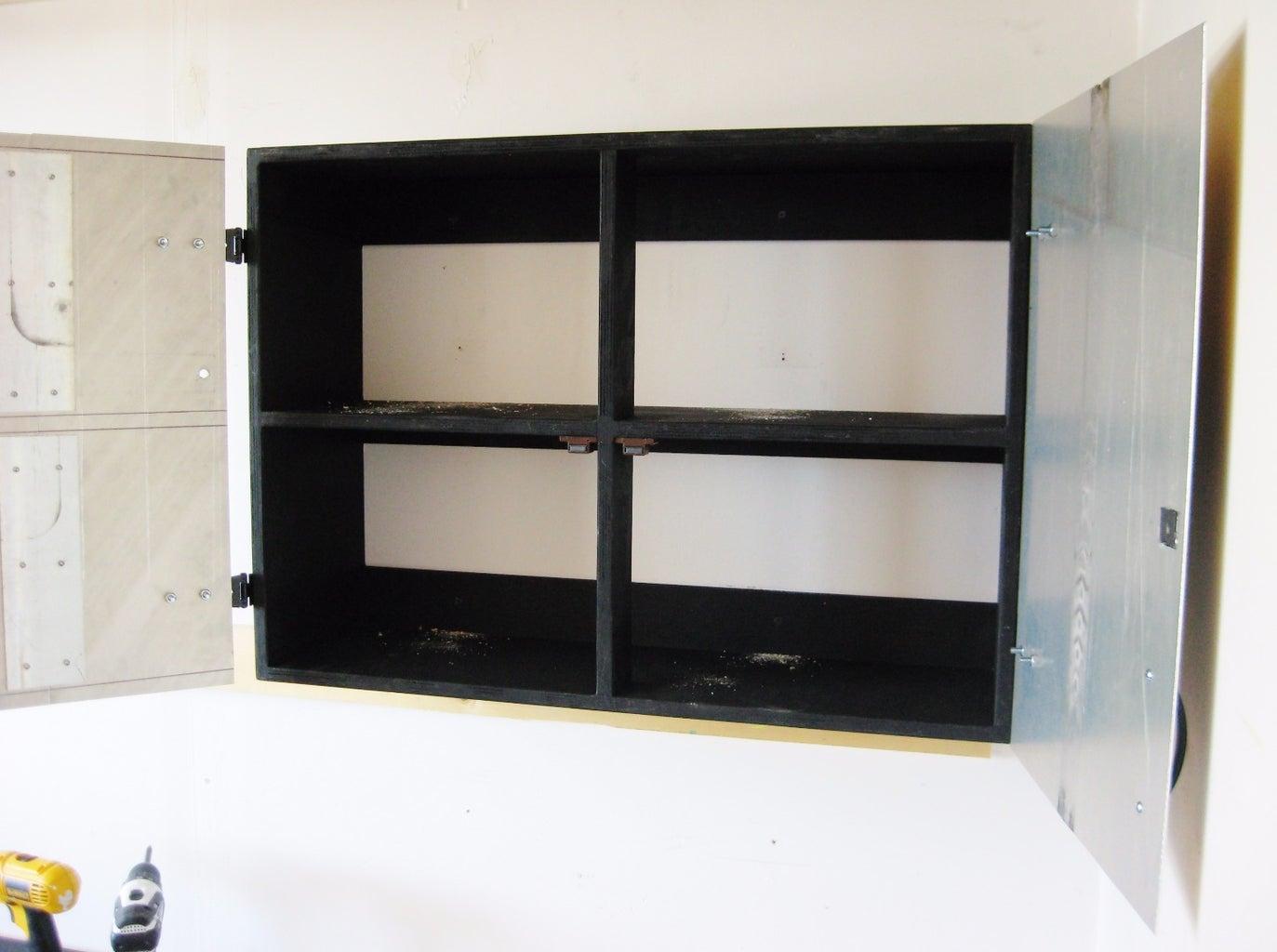 Hang Cabinets