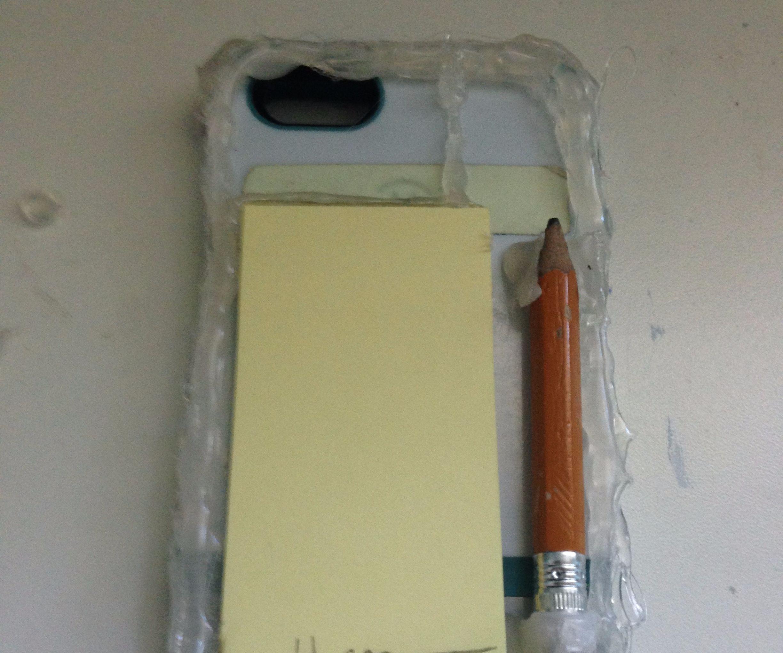 Phone Case Notepad