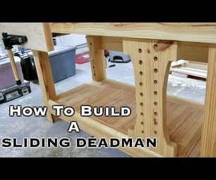 Sliding Deadman for Workbench