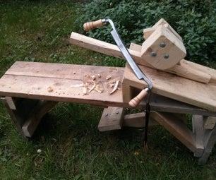 Restoring an Antique Drawknife