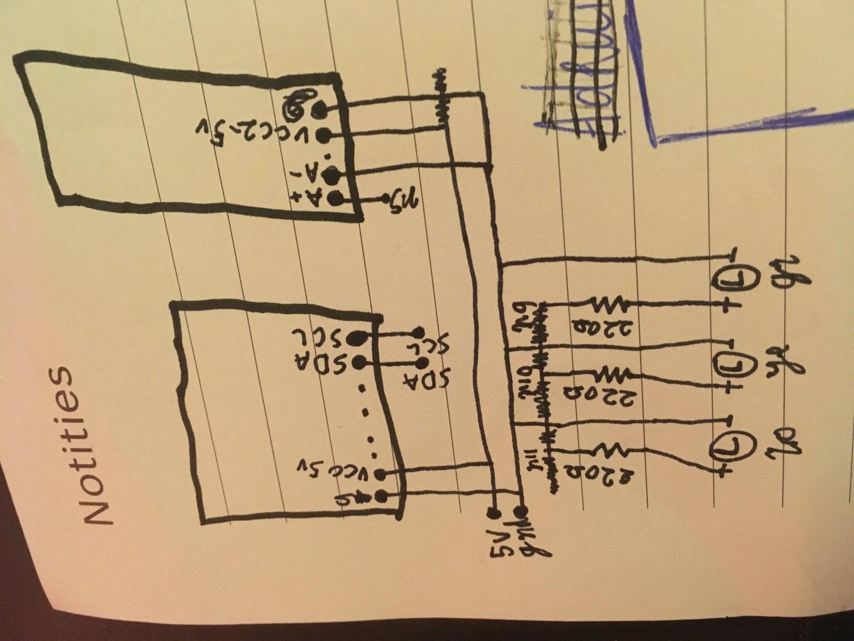 Prototype Draw and Solder