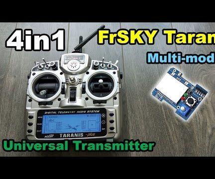 4in1 multi-module protocol for FrSky Taranis