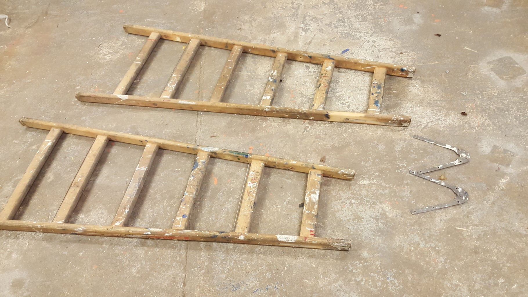 Strip the Old Ladder