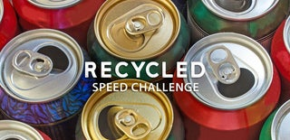 Recycled Speed Challenge