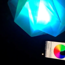 Android controlled mood-lamp