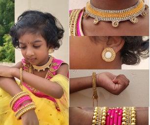 DIY Sparkling Jewelry