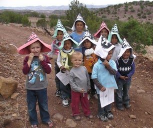 Treasure Hunt for Kindergarten Kids