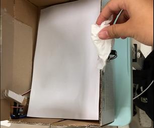 Arduino Auto Open Close Trash Bin
