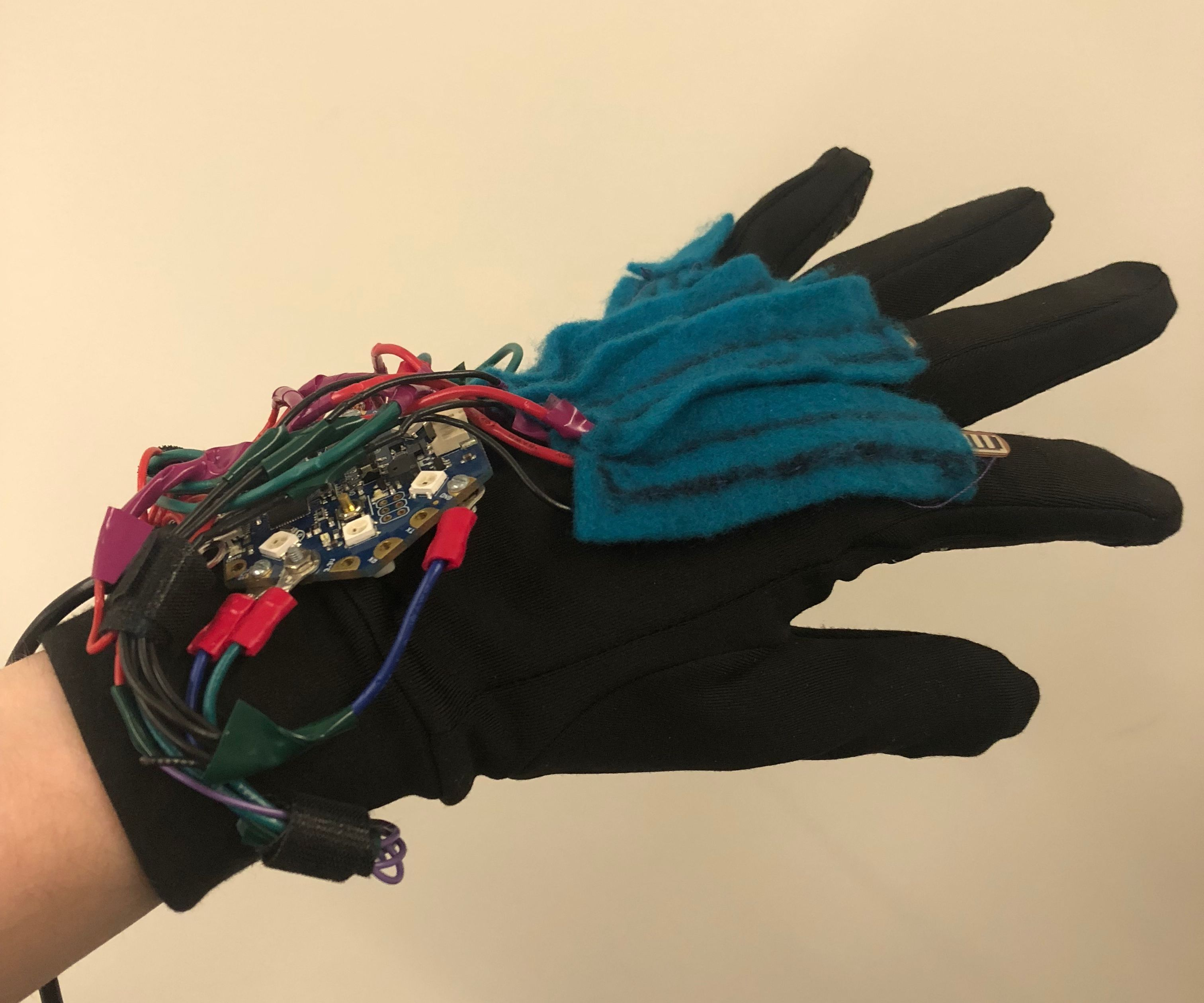 Wearable Tech: Voice-Changing Glove