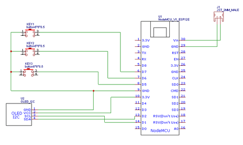 Make Connections As Per Schematic