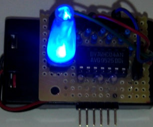 RGB LED Color Sequencer - Without a Microprocessor