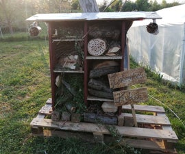 DIY Insect Hotel