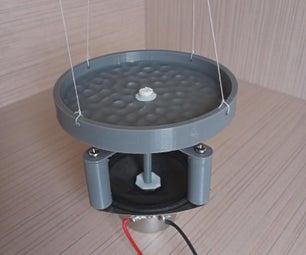 Visualize Sound Using Water | Cymatics