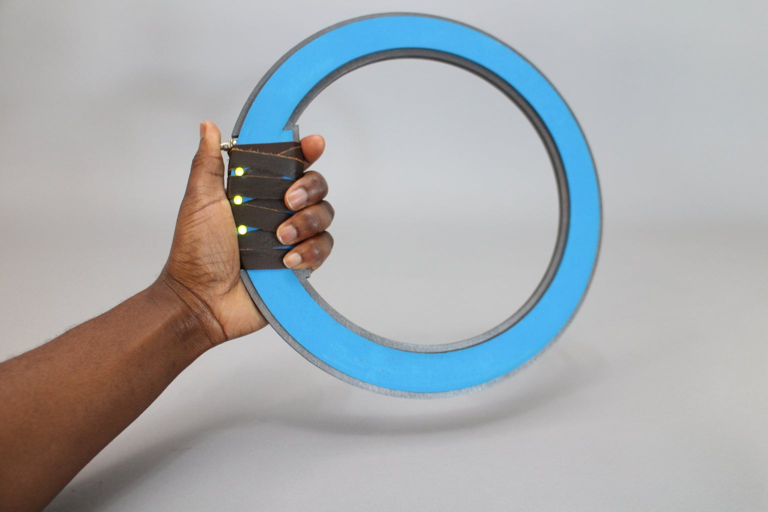 Test Out Your Ring Blades!