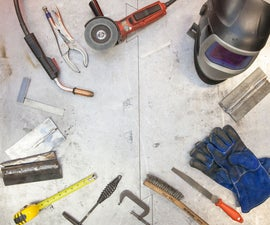 Welding Tools and Materials