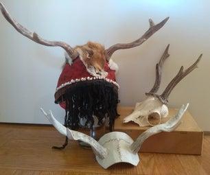 Pretty Realistic Cardboard Antlers