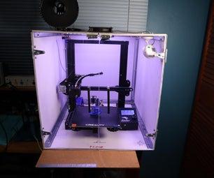 Cheap DIY 3D Printer Enclosure | Ender 3