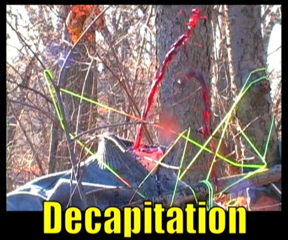 Decapitation Effect