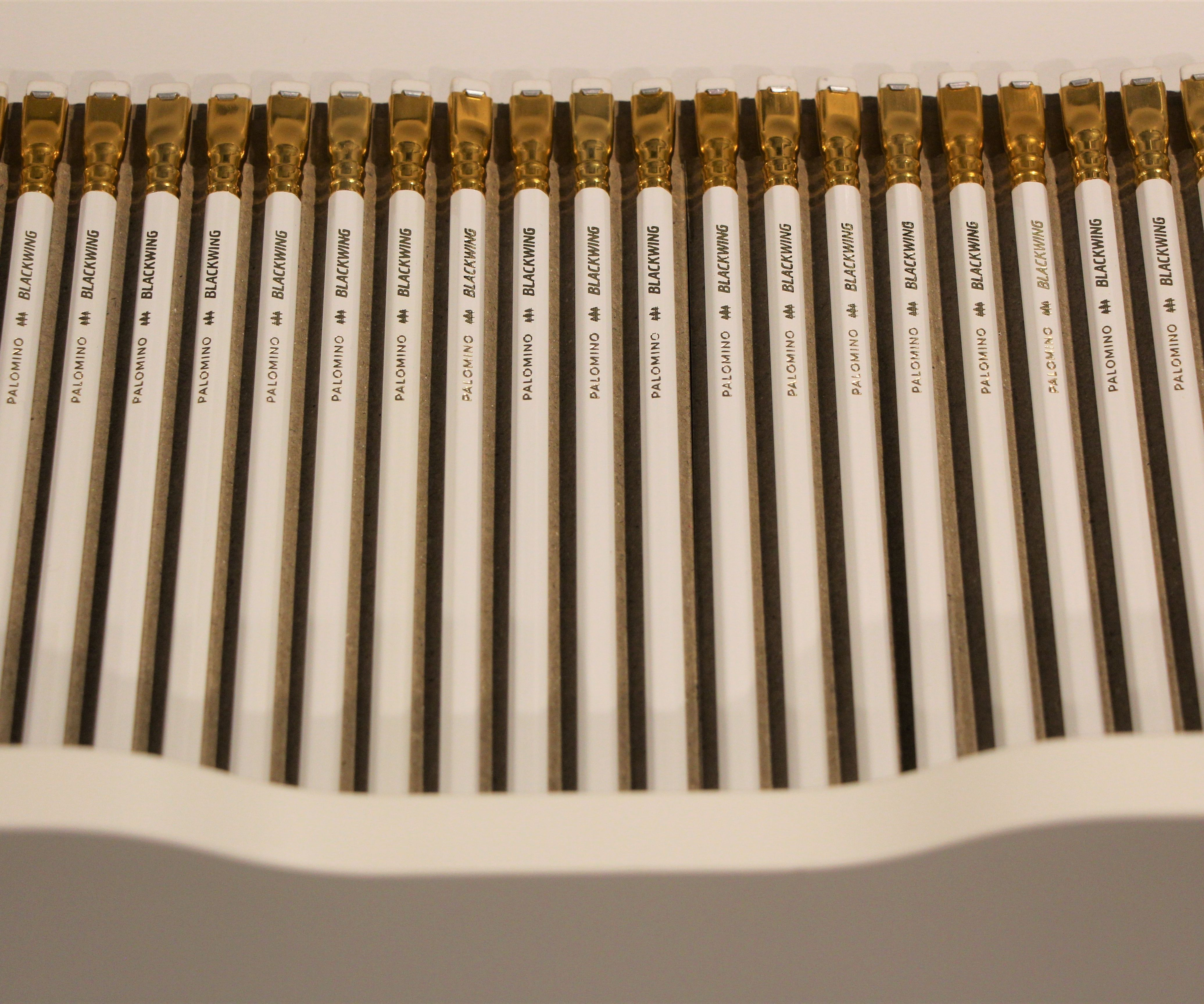 Corrugated Cardboard Pencil Organizer