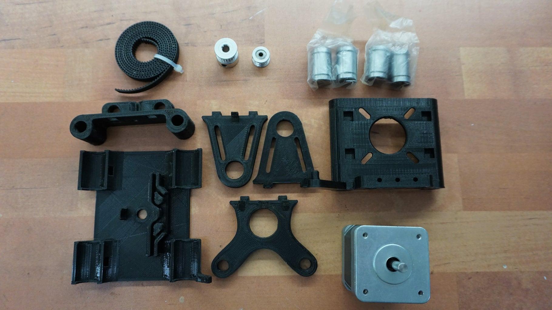 Tools, Materials, Files
