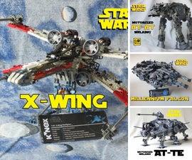 K'NEX Star Wars Ships & Vehicles
