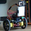 Video Surveillance Robot