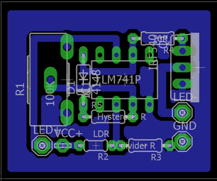 A Better Light Sensor Switch (PCB Included)