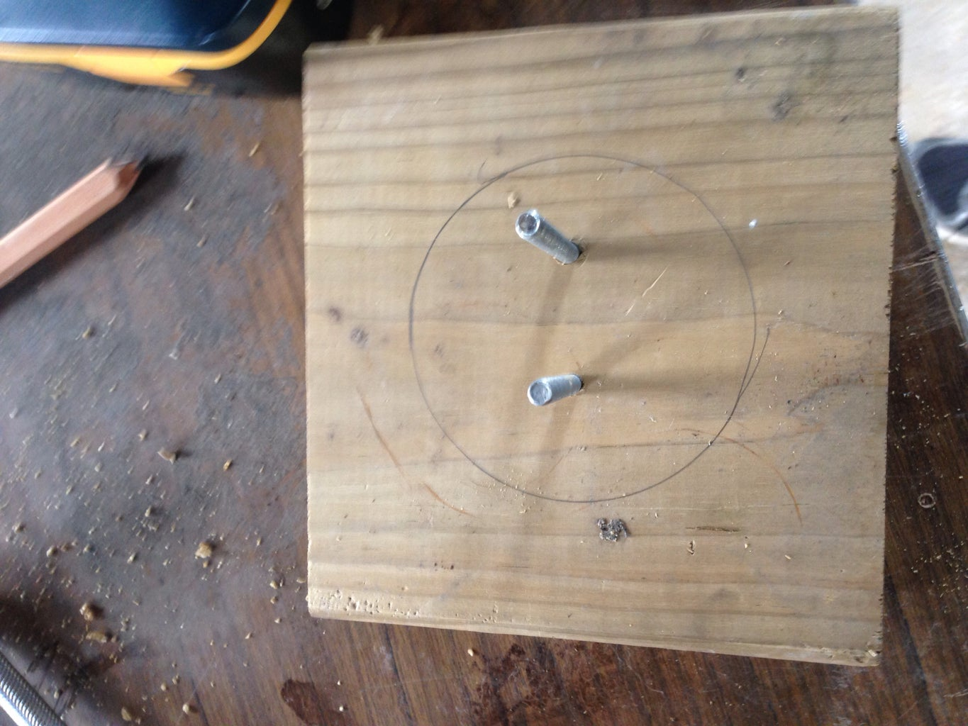 Drill, Thread, and Done
