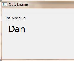 Makey Makey Quiz Engine