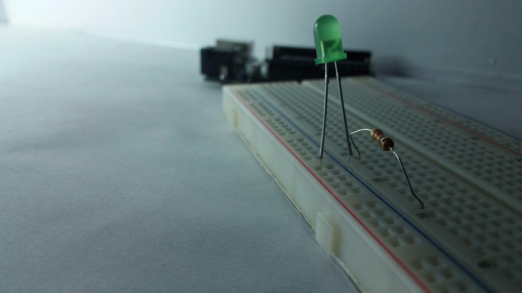 BUILDING ELECTRONICS :-