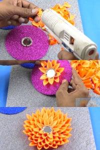 Let's Paste Plastic Pipe Leaves!