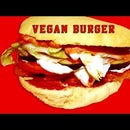 Vegan Burger / Vegan Mayonnaise