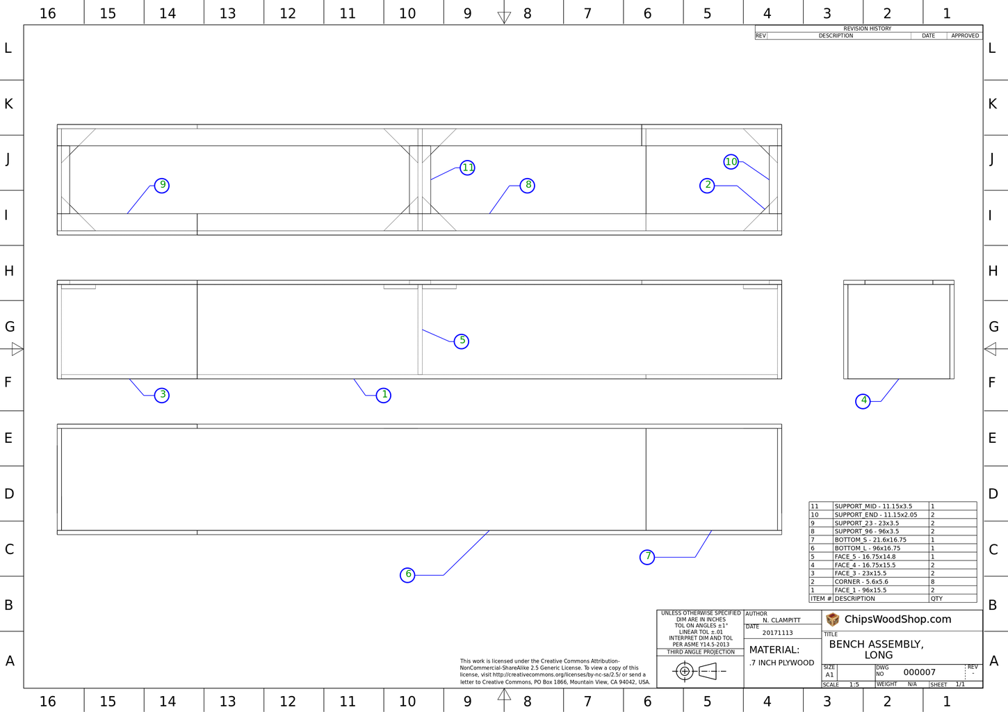 Plan Your Bench to Fit Your Space