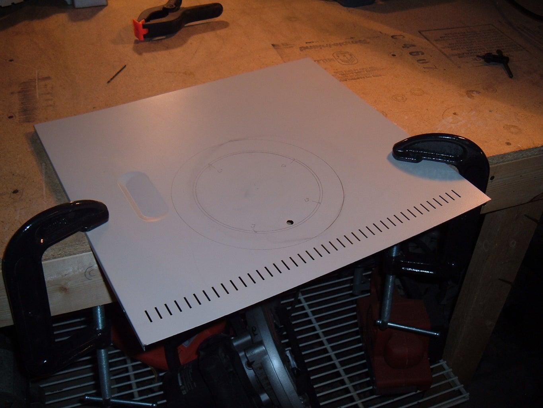 Side Panel Cut