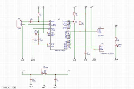 About Using Higher Voltage for the Transmit Module and Measuring the Battery Voltage