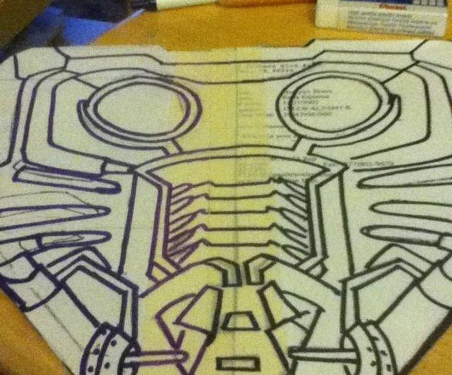 GOTG Star Lord Costume