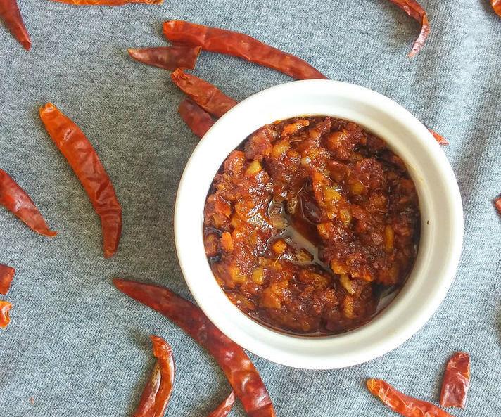 Homemade Szechwan Sauce