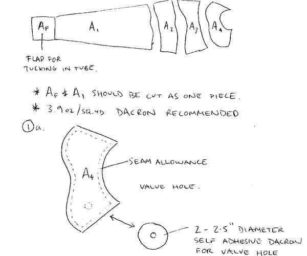 Sew a Kite