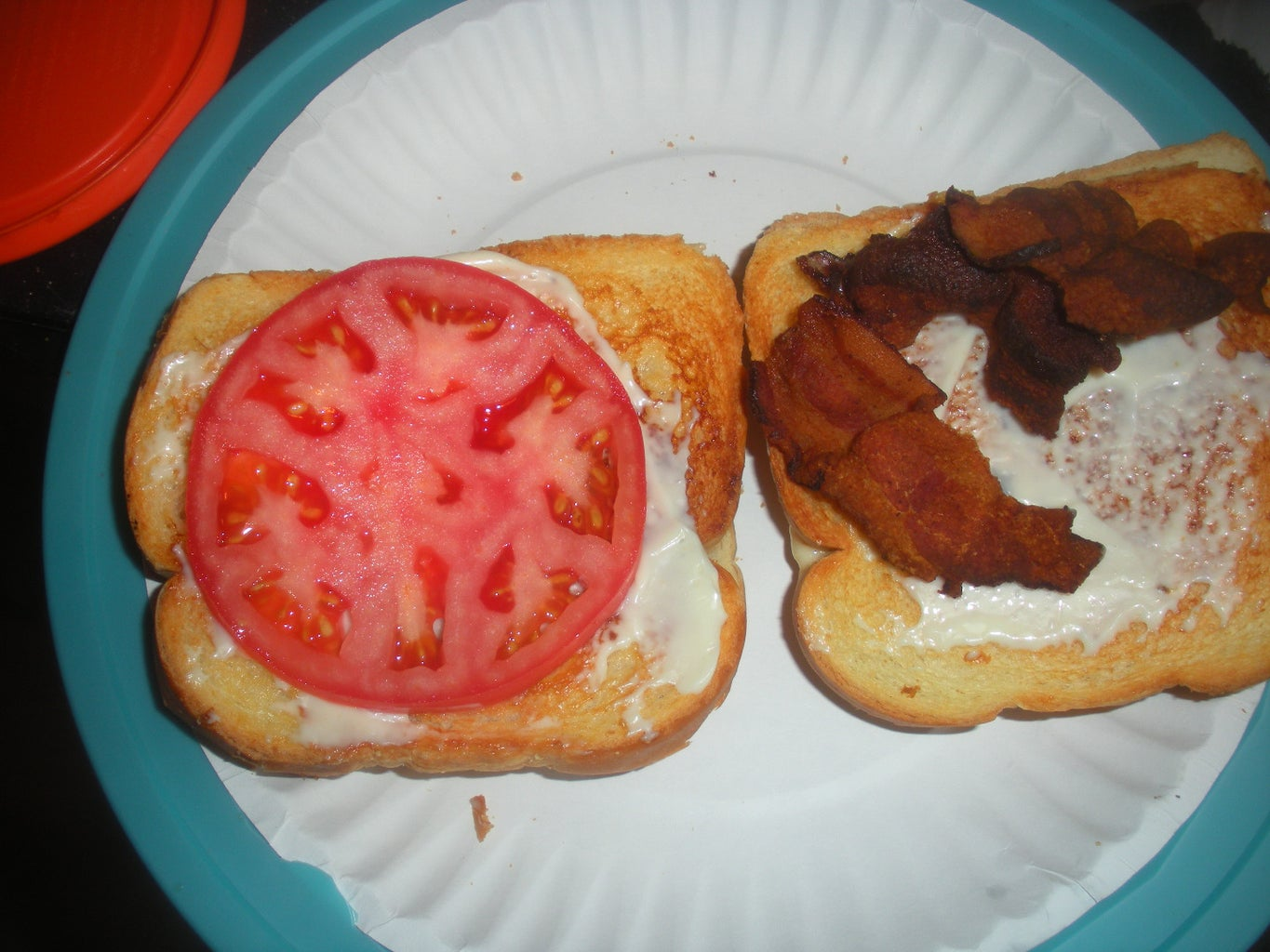 Building the Countryside, Doublewide, BLT and Grilled Cheese
