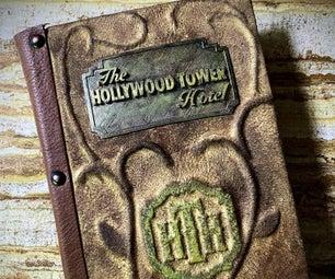 Twilight Tower of Terror Book Prop