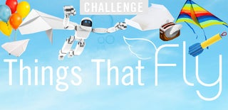 Things That Fly Challenge